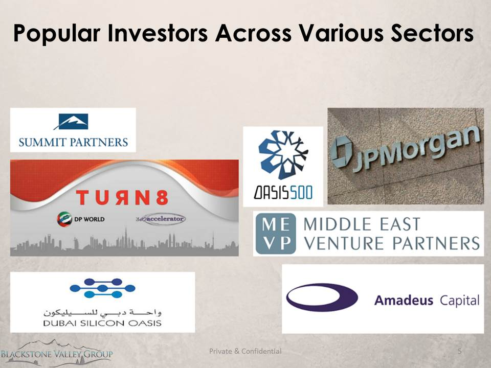 Analysis of Angel Investment in the MENA Region
